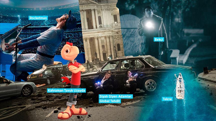 Bu hafta tam 13 film vizyona girdi!