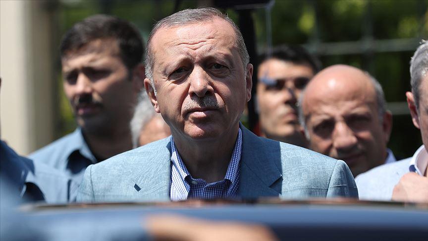 Erdoğan: Mursi kardeşimize Allah'tan rahmet diliyorum