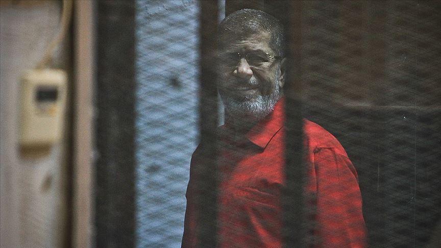 Arap dünyasından Mursi'nin vefatına ilişkin taziye mesajları