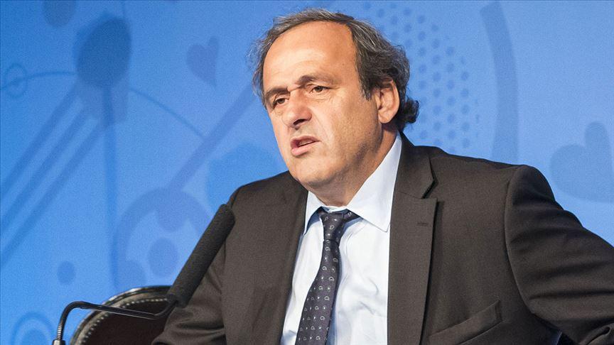 Eski UEFA Başkanı Platini gözaltına alındı!