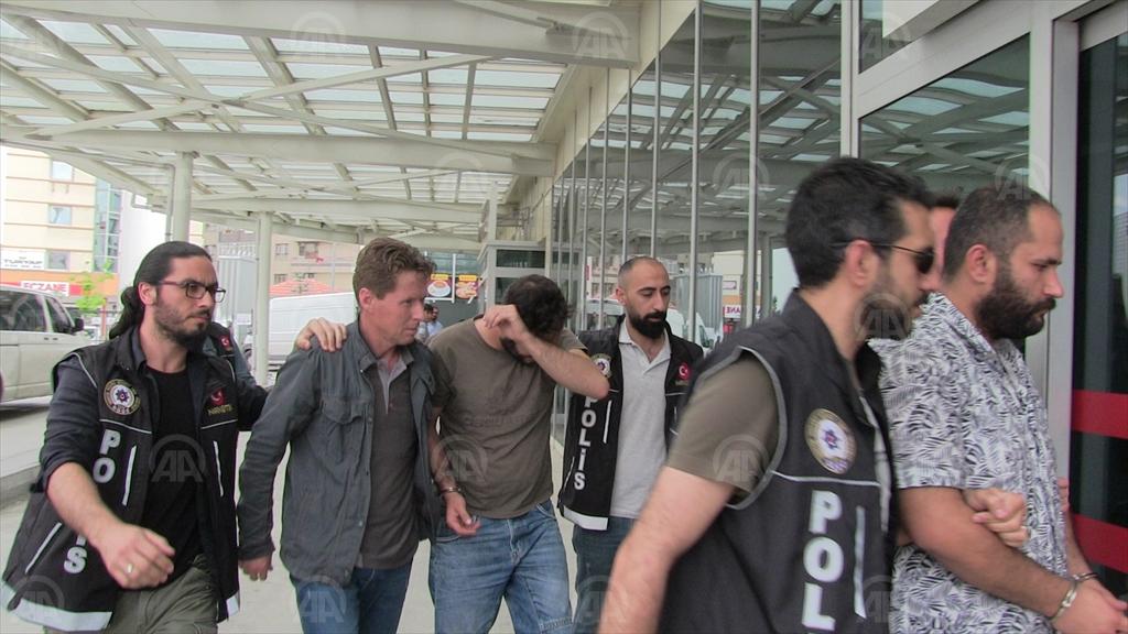 Konya'daki Uyuşturucu Operasyonu..