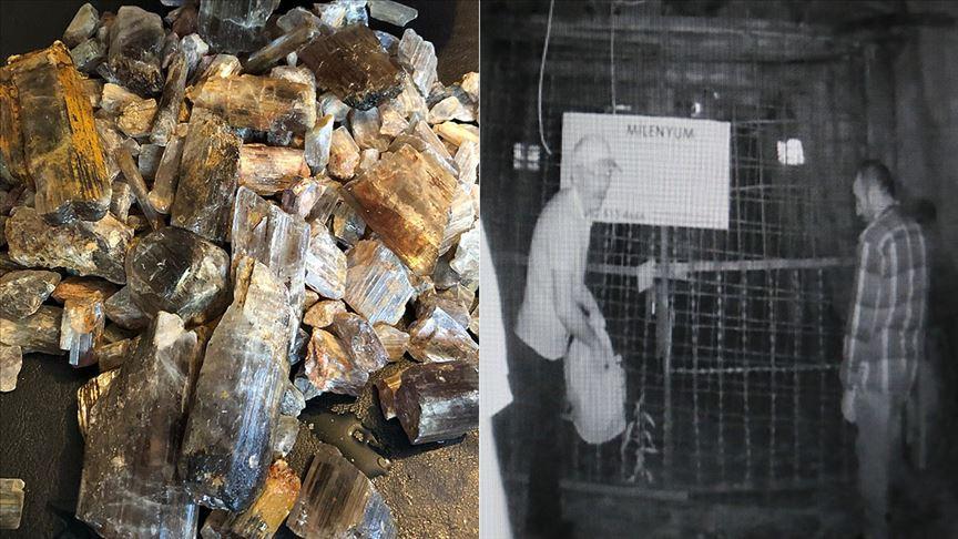 Muğla'da 'diaspor kristali' operasyonu: 3 Gözaltı