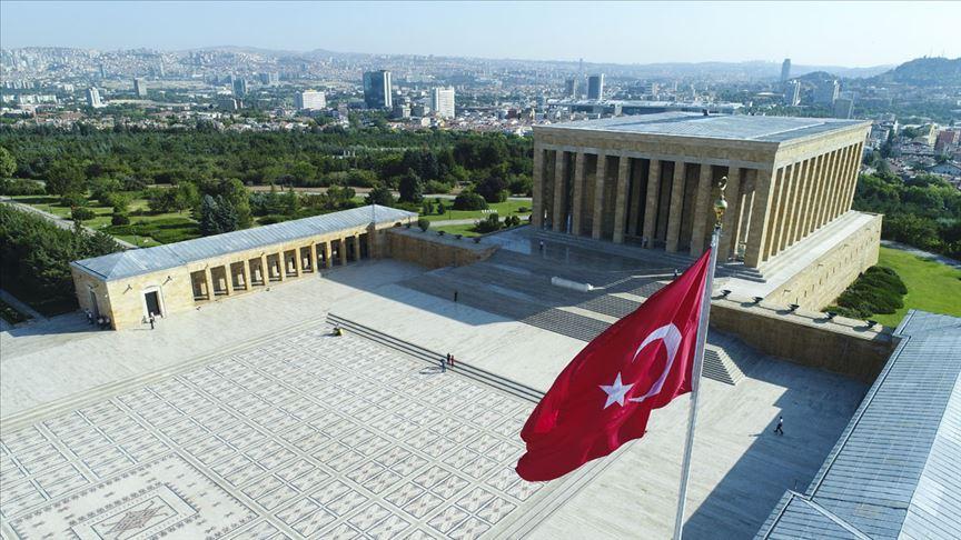 TSK: Anıtkabir'in resmi sosyal hesabı yoktur!