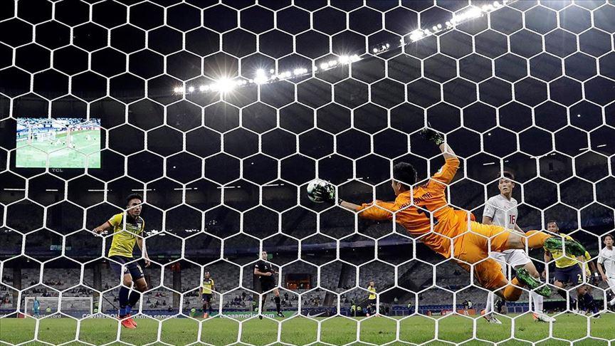 Kupa Amerika'da çeyrek final eşleşmeleri belli oldu!