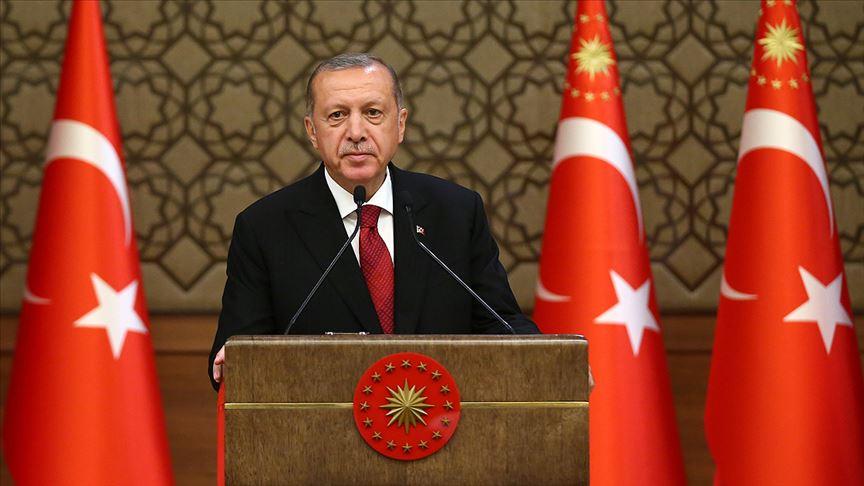 'Erdoğan Cumhurbaşkanlığı Hükümet Sistemi'nde bir yılını geride bıraktı'