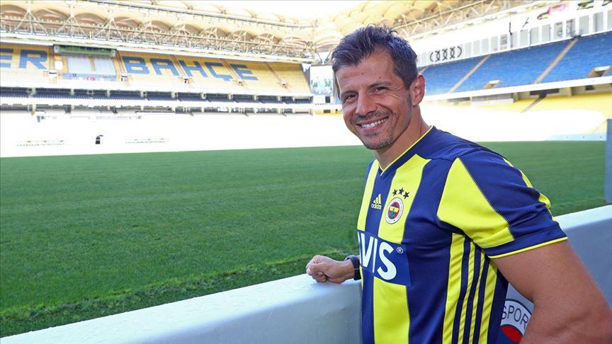 Emre Belözoğlu Fenerbahçe'de...