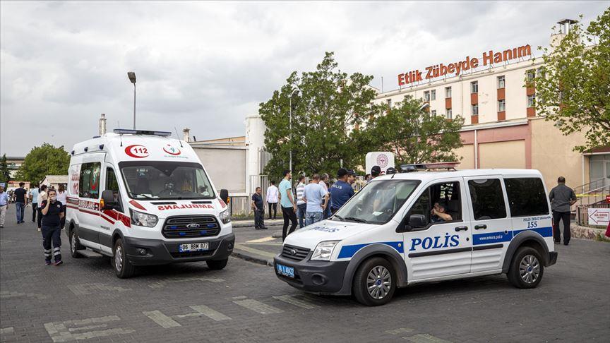 Ankara'da hastanede 19 personel gazdan etkilendi!