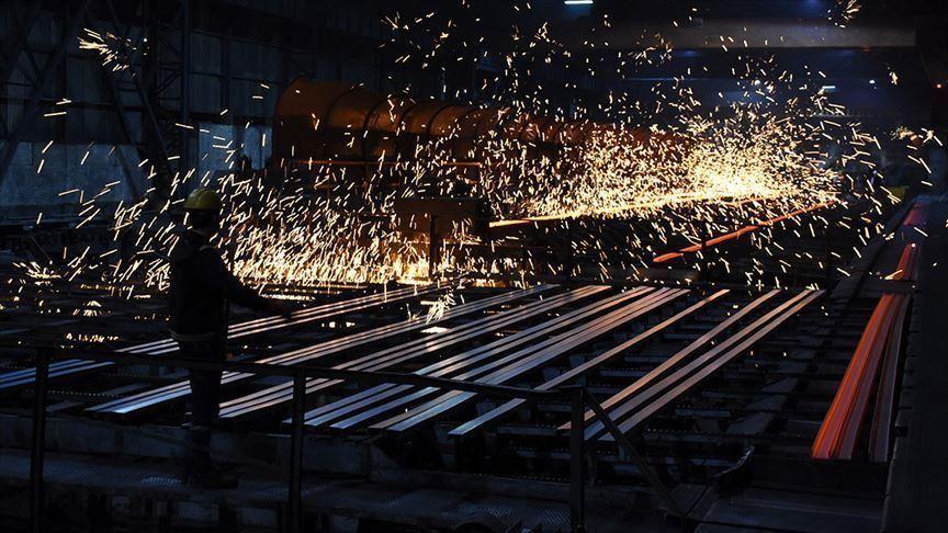 Sanayi üretimi mayısta yüzde 1,3 arttı