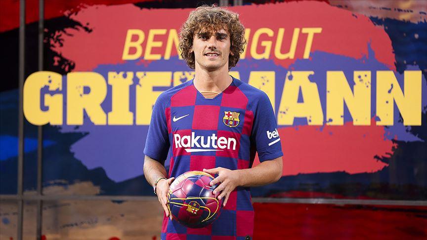 Barcelona yılın transferini tanıttı!