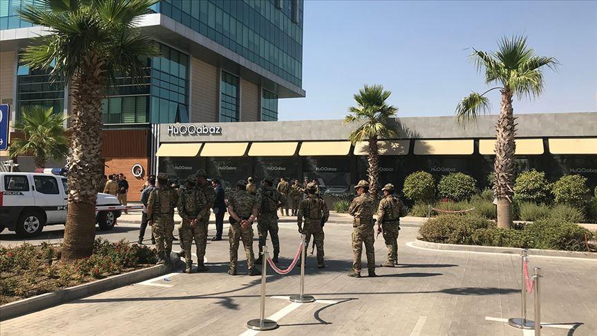 Irak, Erbil'deki silahlı saldırıyı kınadı!