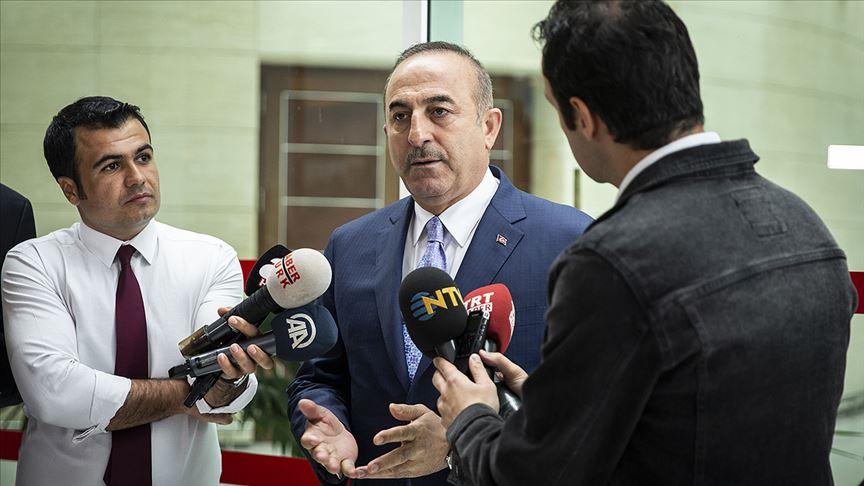 'Hem Bağdat'la hem Erbil'le temas halindeyiz'