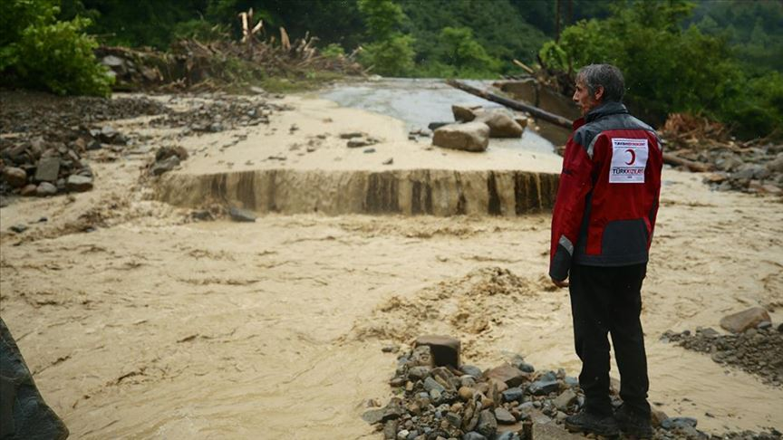 Düzce Valisi Dağlı: Akçakoca ve Cumayeri'nde 69 kişi kurtarıldı