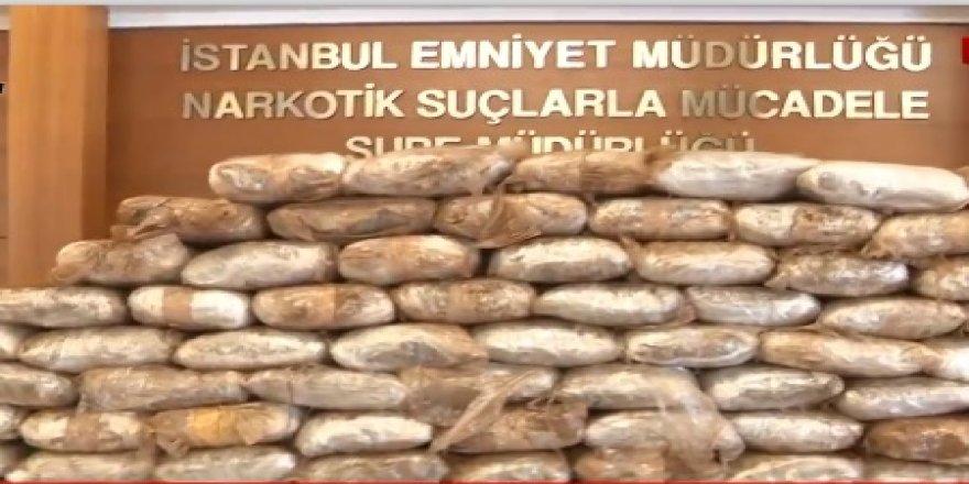 'İstanbul'da Uyuşturucu Operasyonları'