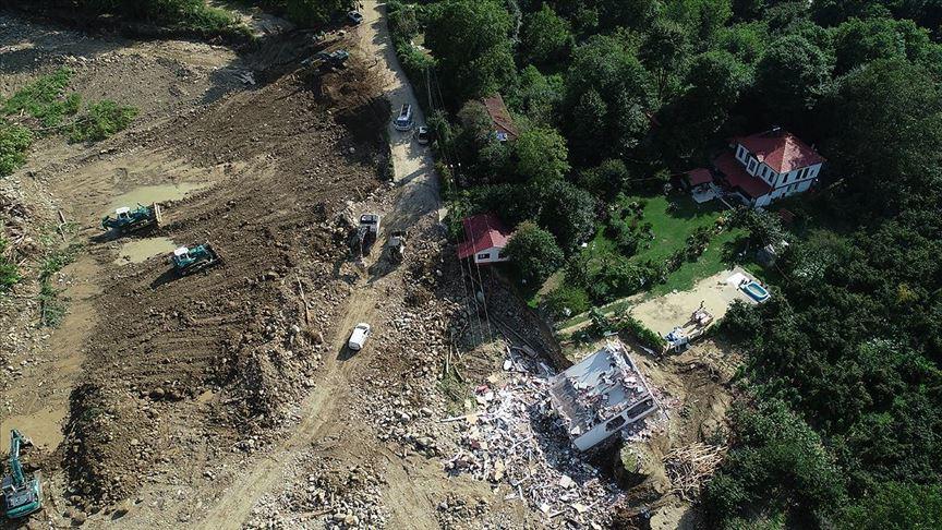 Çevre ve Şehircilik Bakanı Kurum: Düzce'den 475 bina selden etkilenmiş durumda
