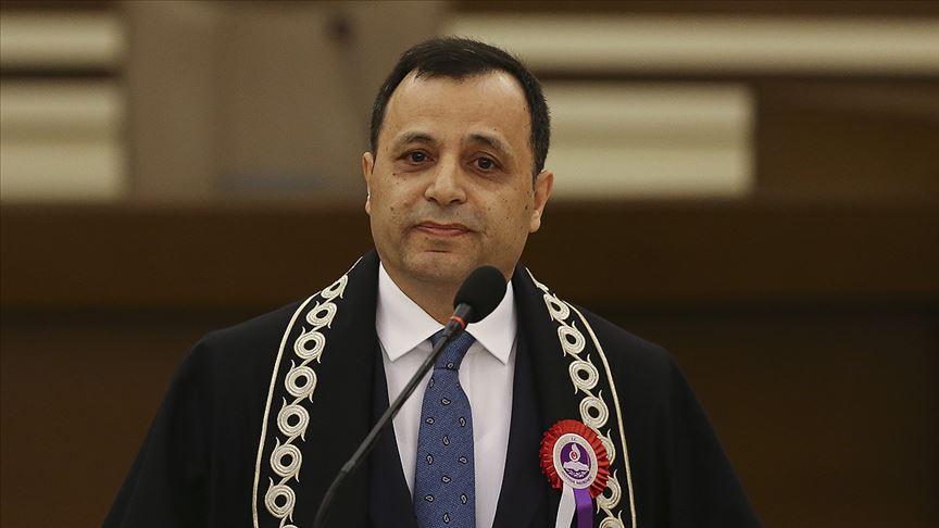 AYM Başkanı Arslan: 190 bin bireysel başvuruyu karara bağladık