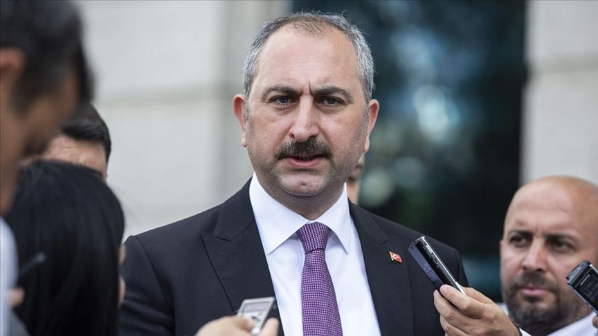 Adalet Bakanı Abdulhamit Gül: Yargı reformu genişletilecek