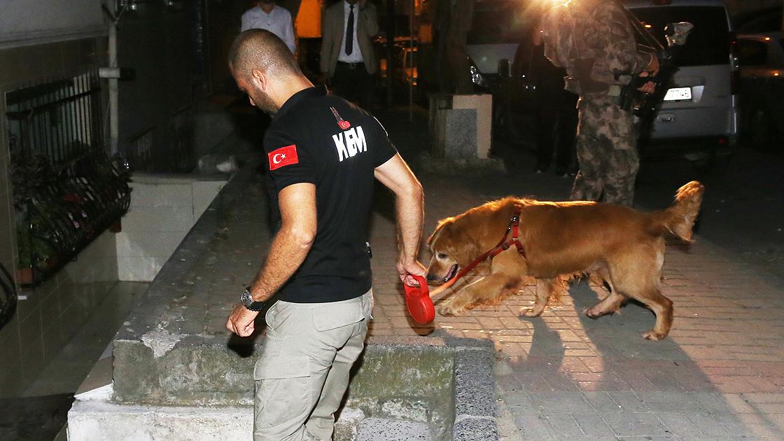 İstanbul'da 73 adrese eş zamanlı uyuşturucu operasyonu
