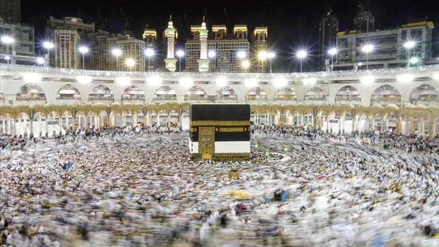 'Hacı Adayları Kutsal Topraklarda'