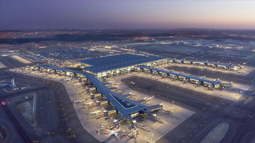 Bakanlıktan 'İstanbul Havalimanı' açıklaması