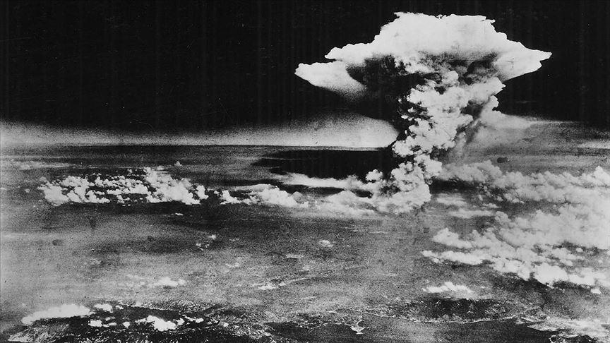 Hiroşima ve Nagazaki'nin üzerinden 74 yıl geçti!