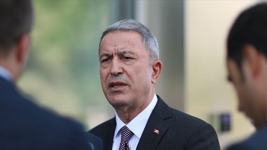 Milli Savunma Bakanı Akar: ABD heyetiyle toplantılar olumlu ve oldukça yapıcı geçti