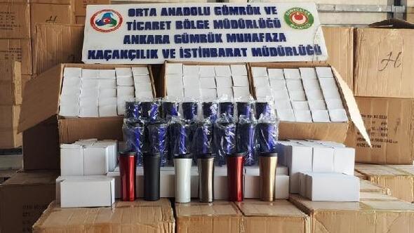 'Çankırı'da 2 Milyonluk kaçakçılık'