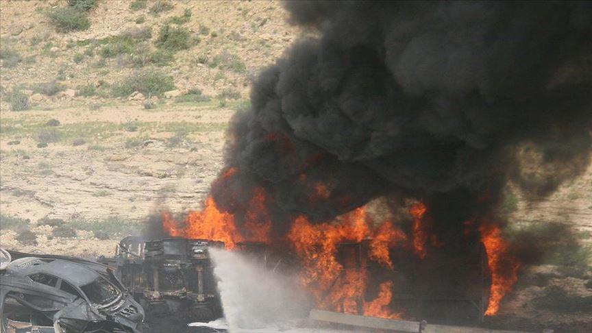 Tanzanya'da petrol tankeri patladı: 57 ölü