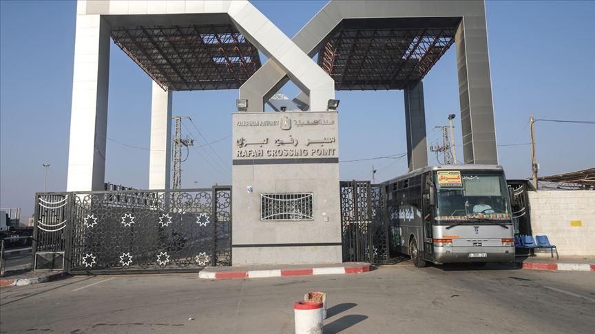 Refah Sınır Kapısı Kurban Bayramı'nda kapalı olacak!