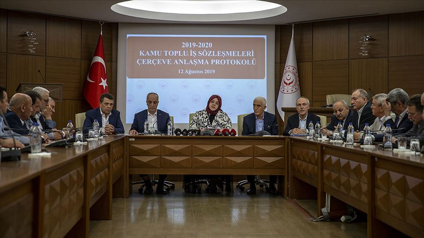 Hükümet ile Türk-İş zam konusunda anlaştı!