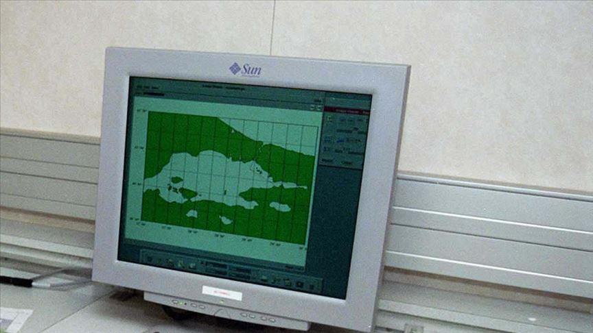 Marmara Denizi tabanındaki hareketlilik anlık inceleniyor