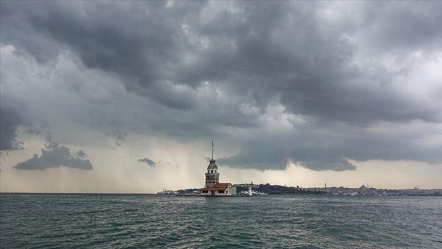 Marmara'da kuvvetli sağanak uyarısı