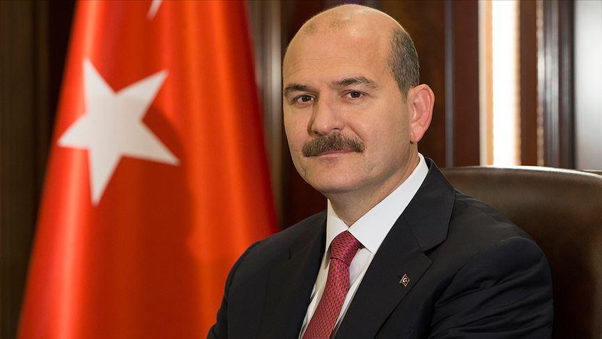 İçişleri Bakanı Soylu: Kırsalda bitirdiğimiz MLKP ile Amerikalılar görüştü