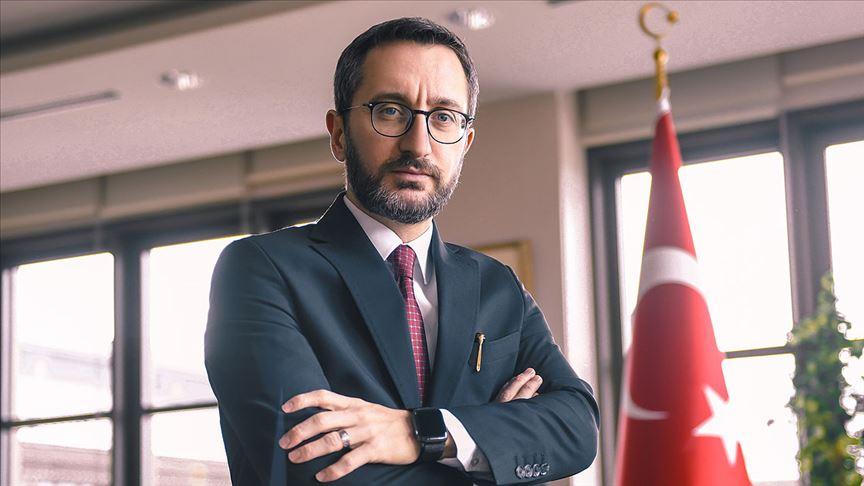 İletişim Başkanı Altun'dan 'İkinci Vatan: Türkiye' belgeseli paylaşımı