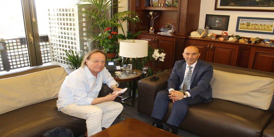 'İzmir Büyükşehir Belediye Başkanı TUNÇ SOYER ile özel röportaj'