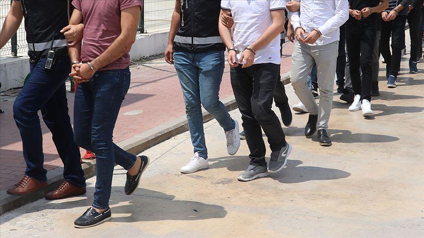 FETÖ'nün kapatılan eğitim kurumlarında çalışan 36 kişiye gözaltı