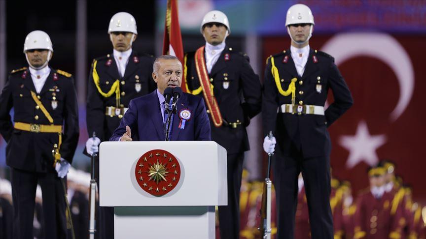 Erdoğan: Vergilerle gelen parayı halka değil Kandil'e gönderenlere seyirci kalamayız