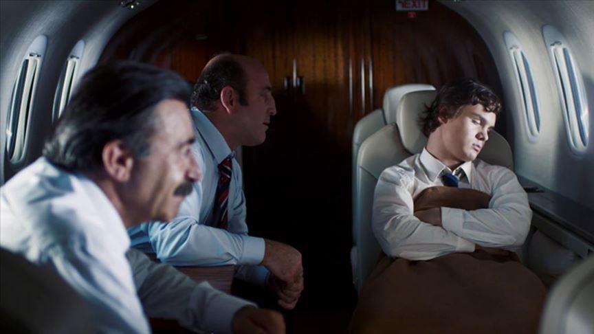 'Cep Herkülü: Naim Süleymanoğlu' filminden yeni tanıtım