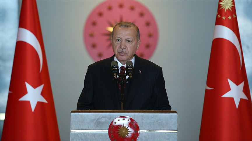 Cumhurbaşkanı Erdoğan Emine Bulut'un ailesine başsağlığı diledi