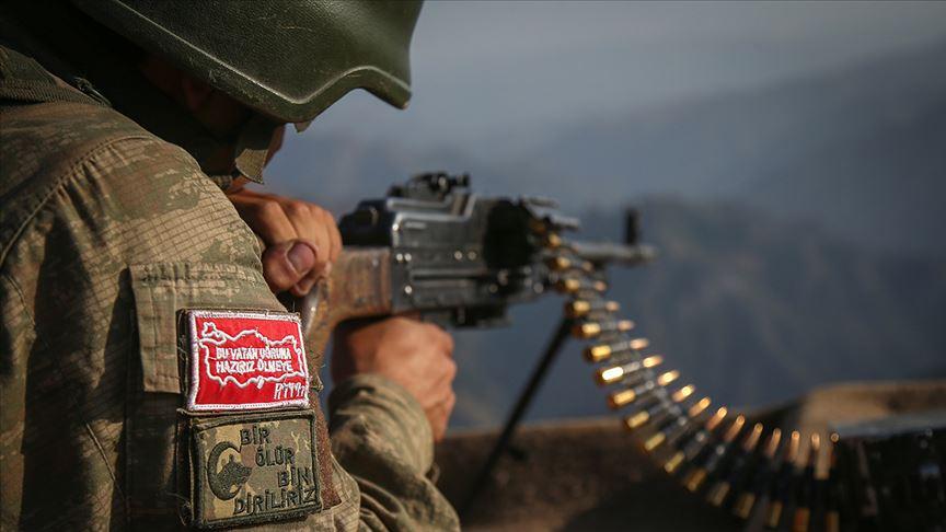 Pençe-3 Harekatı'nda 15 terörist etkisiz hale getirildi