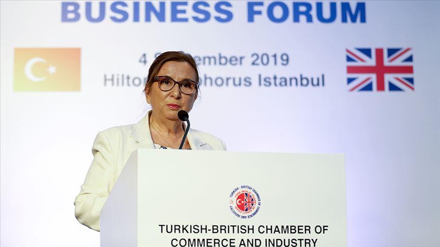 """""""Brexit sonucunda da Türk-İngiliz dostluğu devam edecek"""""""