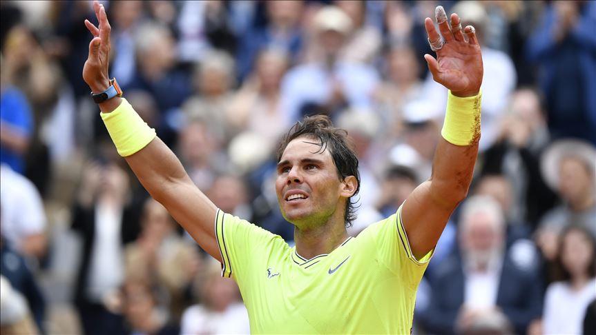 Nadal, ABD Açık'ta yarı finalde!