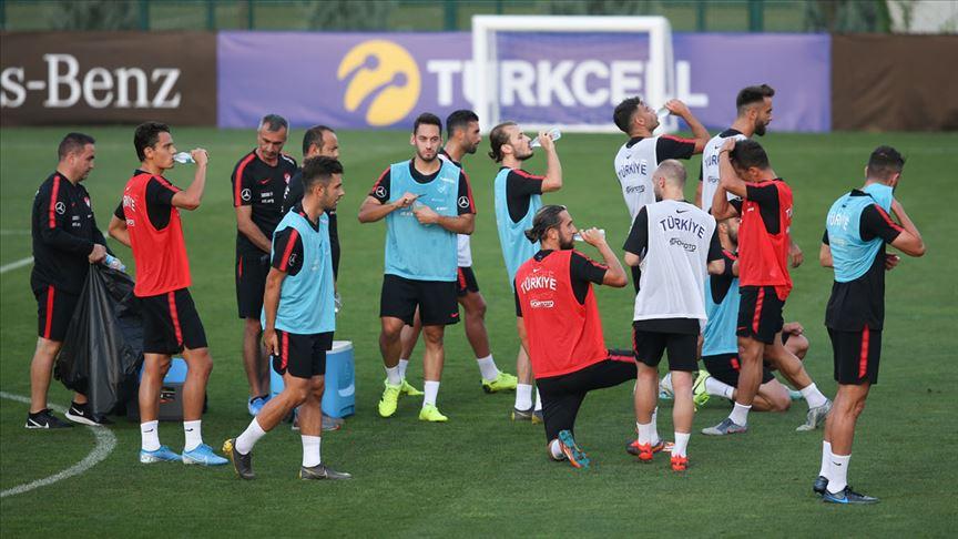 Türkiye - Andorra maçının biletleri tükendi!