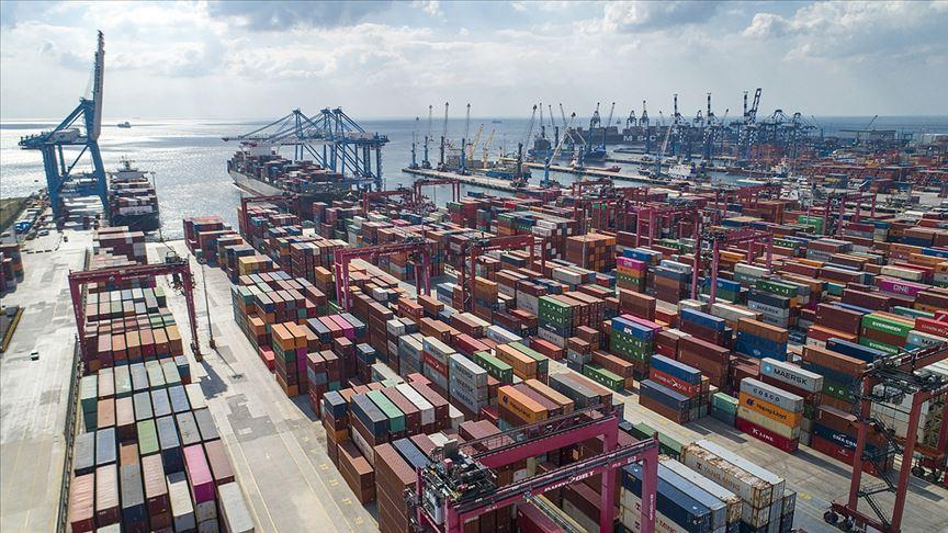 İstanbul ihracatçılarından ağustosta yüzde 6,5'lik ihracat artışı