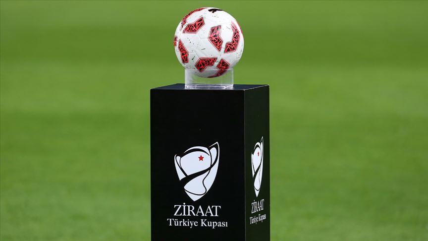 Türkiye Kupasında 2. turda 24 maç yapılacak!
