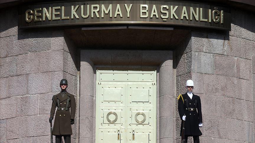 ABD'li komutanlarla 'Güvenli Bölge' görüşülecek!