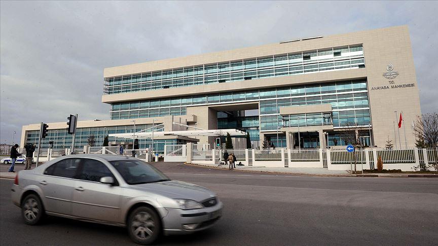 Anayasa Mahkemesi Bank Asya'nın TMSF'ye devrini haklı buldu