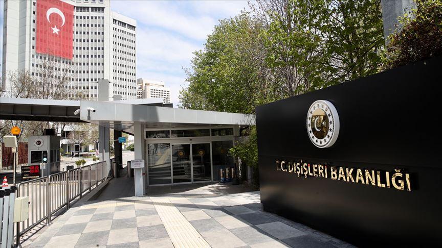 Dışişleri Bakanlığı'nda büyükelçi atamaları yapıldı