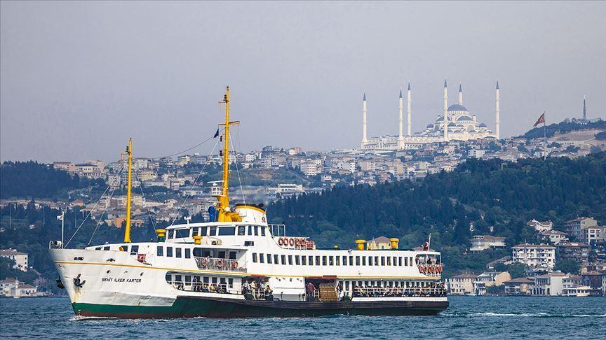 Şehir Hatları Bostancı'dan Adalar'a 24 saat kesintisiz hizmet verecek