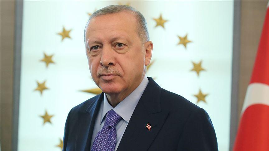 Erdoğan: Adnan Menderes Türkiye'nin özgür bir ülke haline gelmesi için çalışmıştır