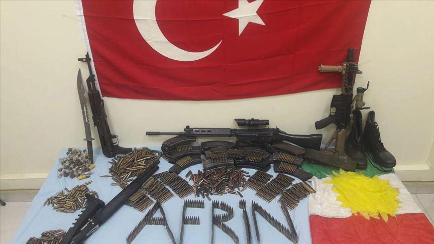 MİT ve emniyet birimlerinden Afrin'de terör operasyonu